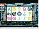 slot avtomati igre Fantastic Four CryptoLogic