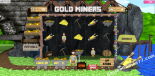 slot avtomati igre Gold Miners MrSlotty