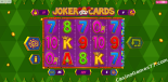 slot avtomati igre Joker Cards MrSlotty