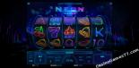 slot avtomati igre Neon Reels iSoftBet
